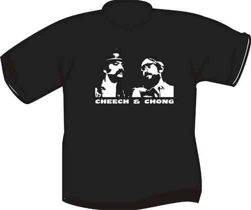 T-Shirt Cheech und Chong