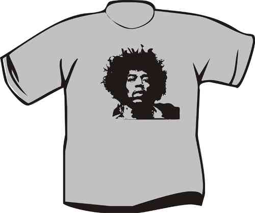 T-Shirt Jimmy Hendrix