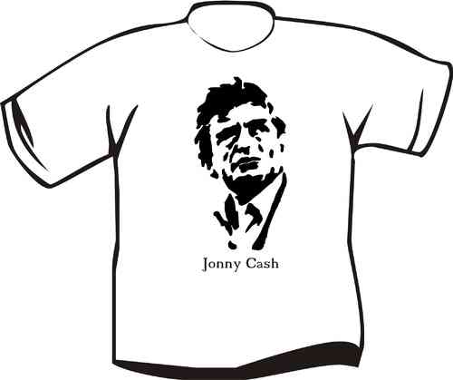 T-Shirt Jonny Cash