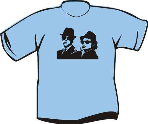 Kinder T-Shirt Blues Brothers