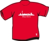 Kinder T-Shirt  Skyline von Berlin