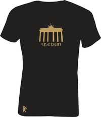 T-Shirt Slim Fit   Brandenburger Tor
