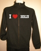 Sweat-Jacket   -I love Berlin-